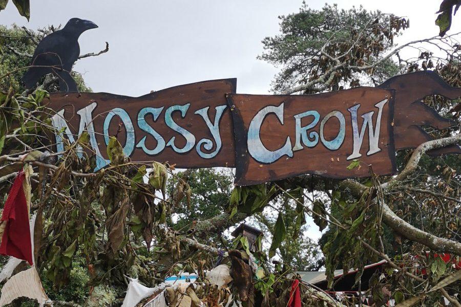 Port Eliot Mossy Crow 2018