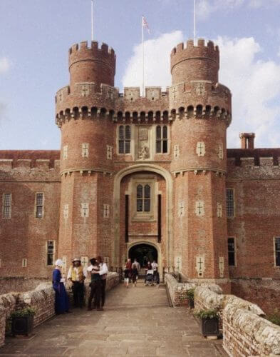 England's Medieval Festival 2018 castle