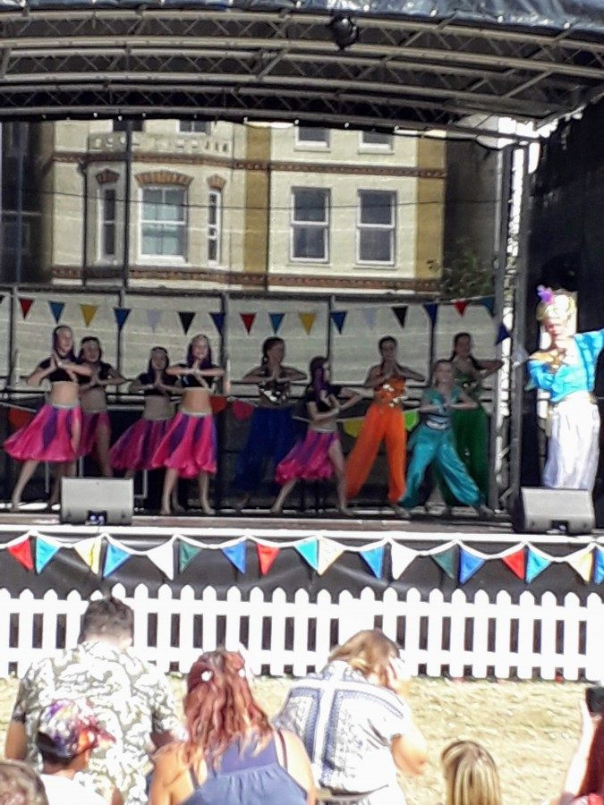 Aladdin performed by Bessie Cursons Academy at Victorious