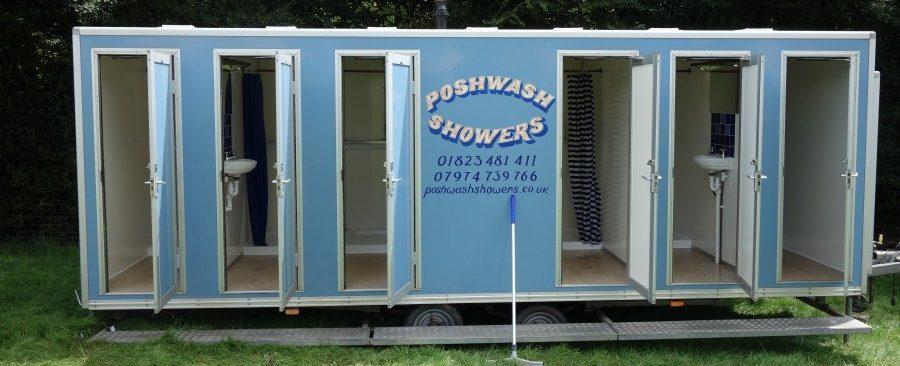 showers festival